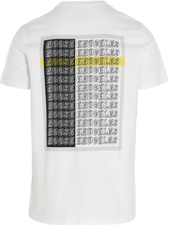 Moose Knuckles 'set It Off' T-shirt