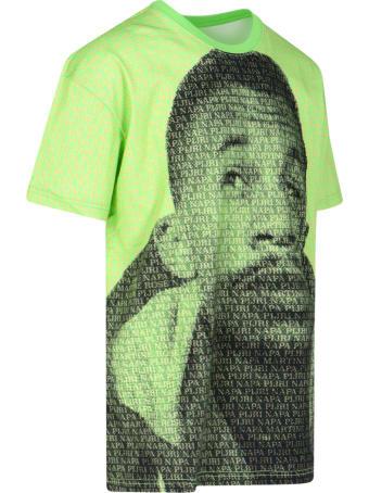 Napa By Martine Rose Short Sleeve T-Shirt