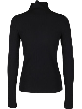 SSHEENA Black Knitted Jumper
