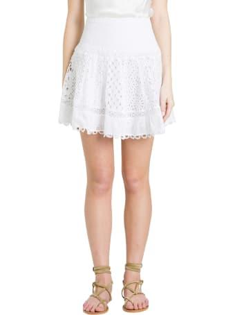 Temptation Positano Lima Mini Skirt