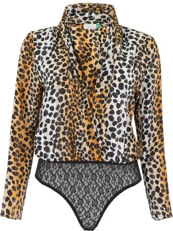 RIXO Avril Bodysuit