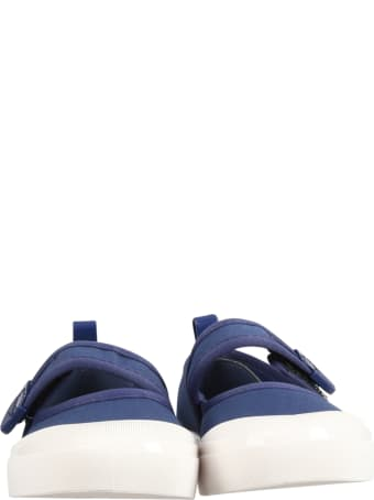 Melissa Blue Shoes For Girl