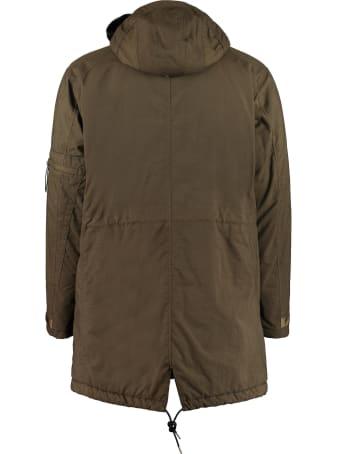 C.P. Company Taylon P Hooded Puffer Jacket