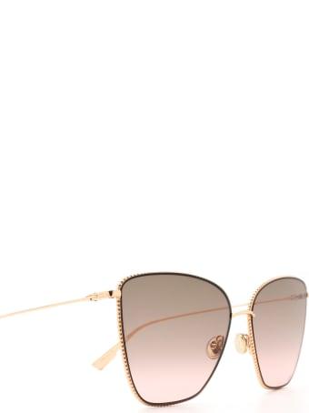 Dior Dior Diorsociety1 Copper Sunglasses