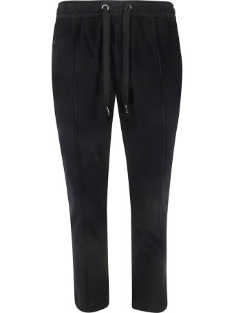Dolce & Gabbana Pleated Detail Track Pants