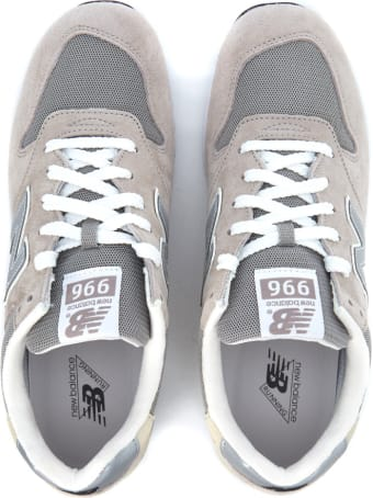 low priced 2c2d2 b2618 New Balance Sneaker New Balance 996 Revlite In Grey Suede ...
