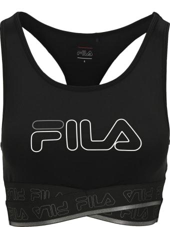Fila Logo-print Sports Bra