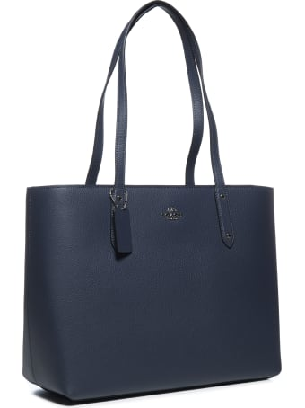Coach Central Tote With Zip Tote