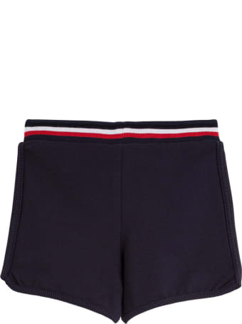 Moncler Shorts With Logo