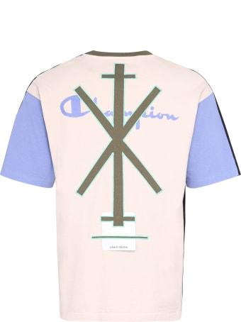 Champion Champion X Craig Green - Cotton Crew-neck T-shirt