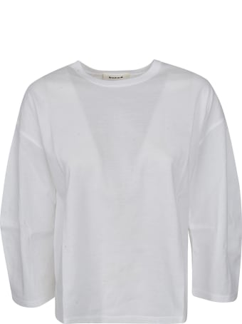 Zucca Long-sleeved Oversized T-shirt