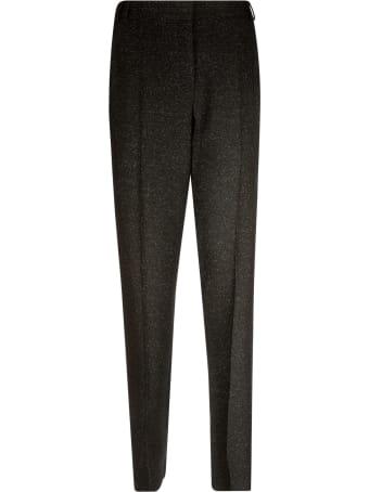 Emporio Armani Glitter Applique Trousers
