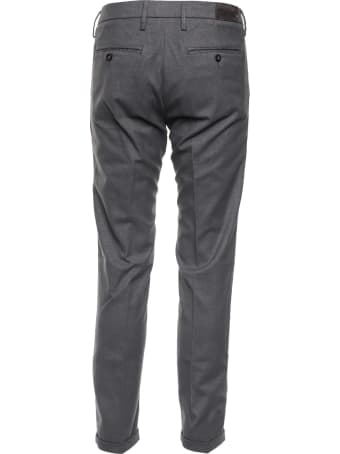Re-HasH Re-hash Gray Trousers