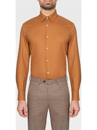 Larusmiani Leisure Cotton Shirt
