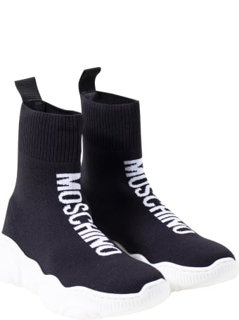 Moschino Child Sneakers