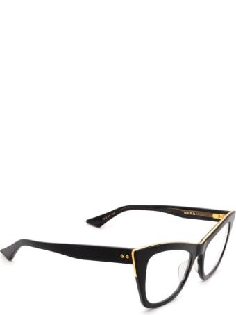 Dita Dita Dtx513-50-01-z Black & Gold Glasses