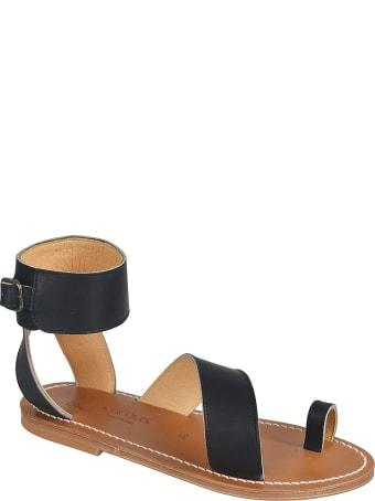 K.Jacques Callimaque Flat Sandals