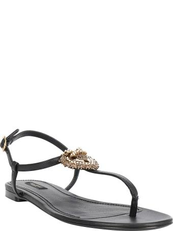 Dolce & Gabbana Thong Sandals