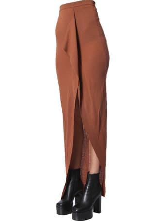 Rick Owens Grace Long Skirt