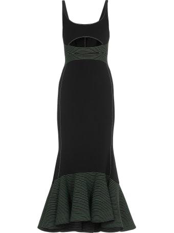 David Koma Mermaid Dress