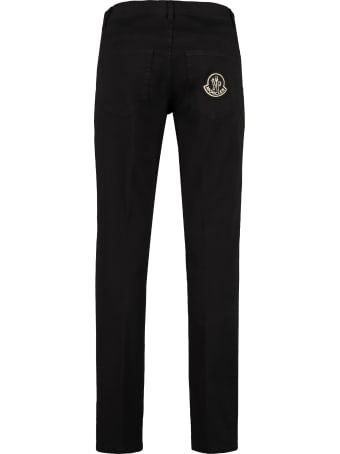 Moncler Stretch Cotton Trousers