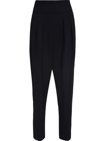 IRO High-waist Tapered-fit Trousers