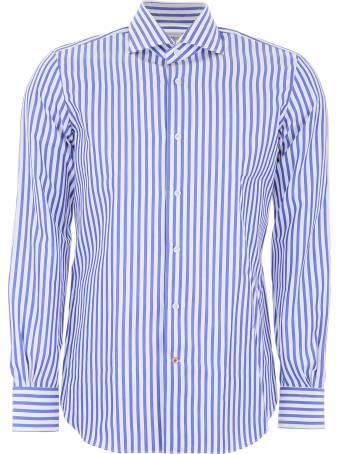 Mazzarelli Striped Shirt