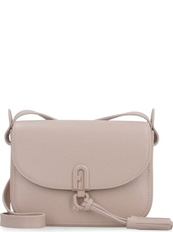 Furla Furla 1927 Leather Mini Crossbody Bag