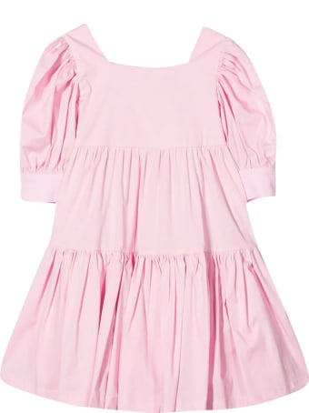 Piccola Ludo Pink Dress