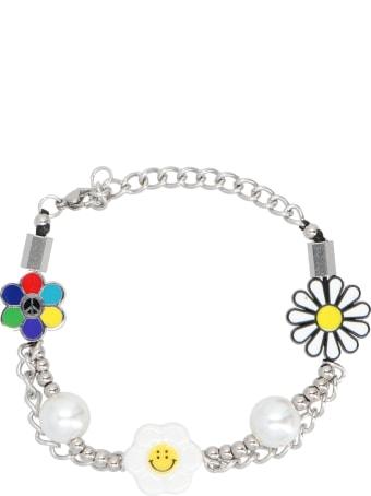 Salute 'flower Anarchy' Bracelet