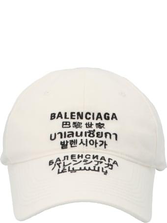 Balenciaga 'multilanguages' Cap