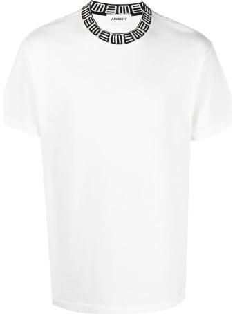 AMBUSH White Cotton T-shirt