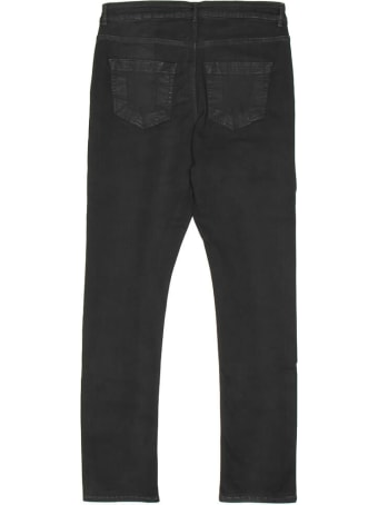 DRKSHDW Black Detroit Cut Jeans