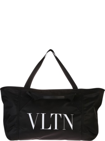Valentino Garavani Branded Duffle Bag