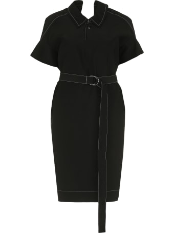 Marni Belted Waist Dress