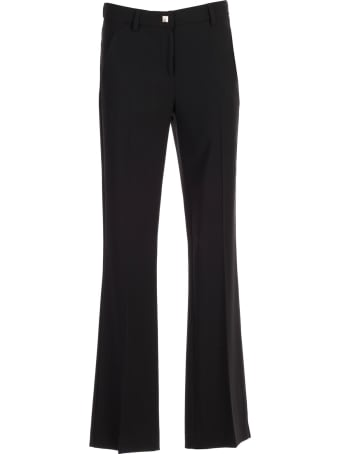 Versace Collection Straight Leg Trousers