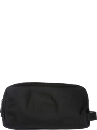 Michael Kors  Travel Toiletries Beauty Case Wash Bag In Nylon Kent