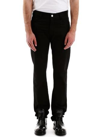 Raf Simons Slim Fit Basic Jeans