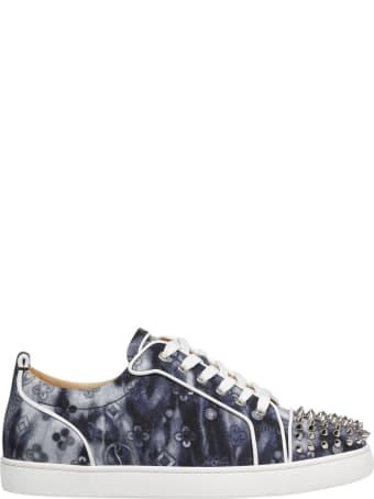 Christian Louboutin Louis Junior Spikes Sneakers