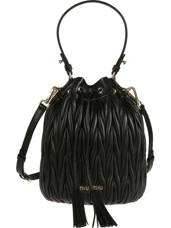 Miu Miu Secchiello Bucket Bag