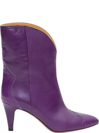Isabel Marant Dythey Ankle Boots