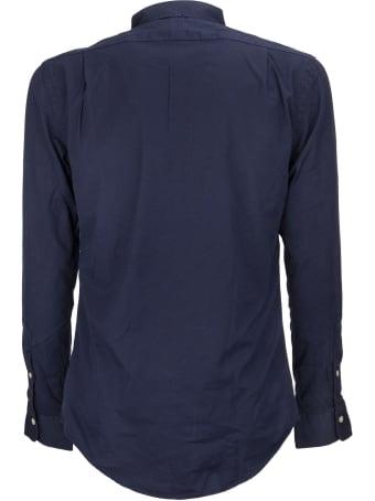 Ralph Lauren Slim-fit Poplin Shirt