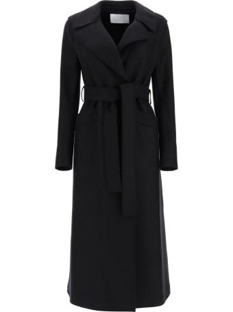 Harris Wharf London Long Belted Coat