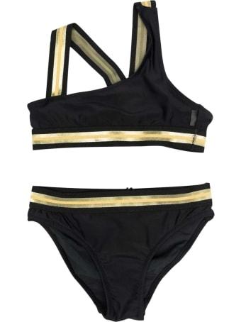 Molo Kids Black Teen Bikini Set
