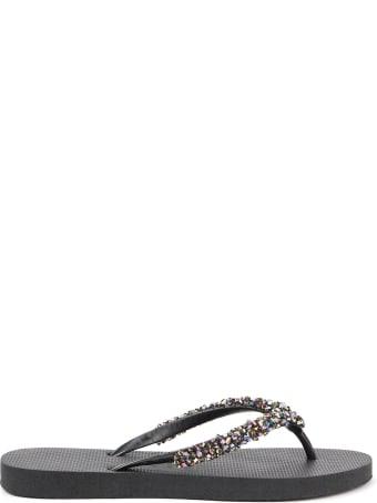 Uzurii Jewel Flip Flop