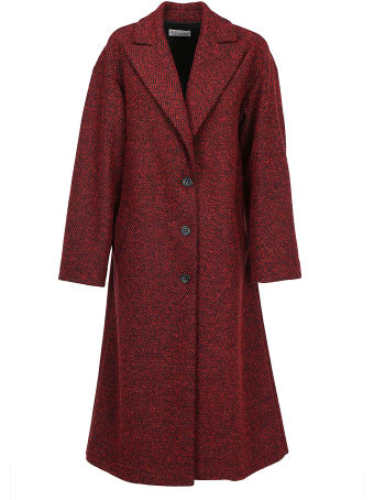 RED Valentino Long Coat