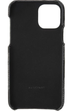 Au Départ Iphone 11 Pro Max Reflex Black Case