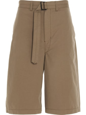 Lemaire 'belted Shorts' Bermuda