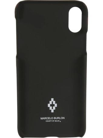 Marcelo Burlon Leopard Wings X Phone Case