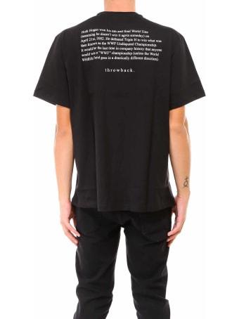 Throwback Tbtb Hulk T-shirts
